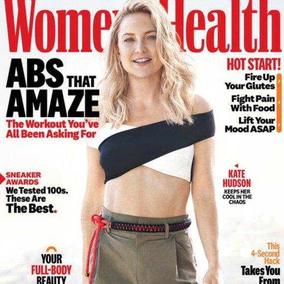 4️⃣/$12 April 2021 Women's Health Magazine Kate